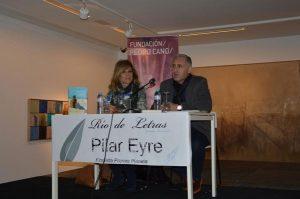 Antonio Botías escritor Pilar Eyre