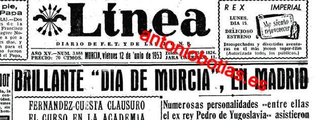 Día de Murcia Fuensanta